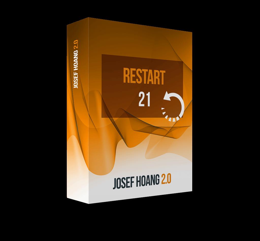 Restart 21 online kurz